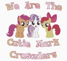The Cutie Mark Crusaders Kids Tee