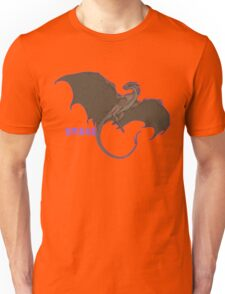 Smaug -UPDATED- Unisex T-Shirt