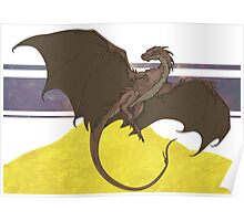 Smaug -UPDATED- Poster