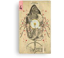 ARCO Y PESCADO (Bow and fish) Canvas Print