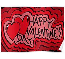 Happy Valentine's Day! Poster