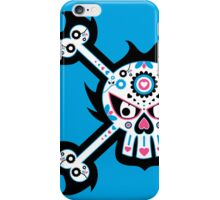 Mexican 'Day of the Dead' Skull iPhone Case/Skin