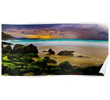 Incoming - Storm Coffs Harbor Poster