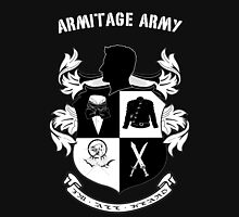 Armitage Army CoA -txt- dark Tee Unisex T-Shirt