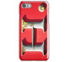 H. iPhone Case/Skin