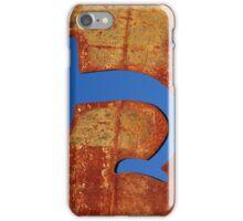 J. iPhone Case/Skin