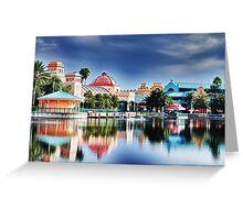 Coronado Springs Greeting Card