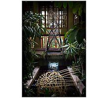 DBG Corridor Photographic Print