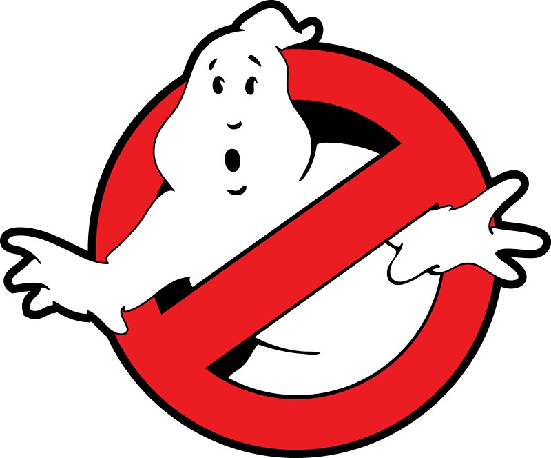 Inventive image intended for ghostbusters logo printable