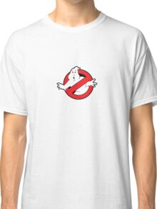 Original Ghostbusters Logo (in colour) Classic T-Shirt