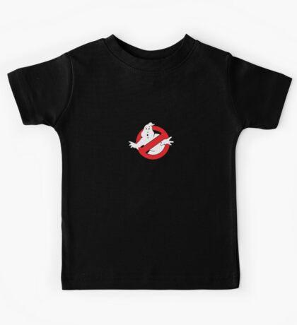 Original Ghostbusters Logo (in colour) Kids Tee