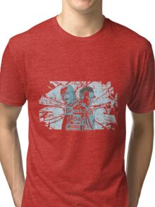 The Breaking Bad Tri-blend T-Shirt