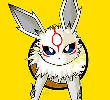 Amaterasu :: Jolteon by LuAnneB