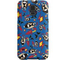 Cute Superhero Pattern Samsung Galaxy Case/Skin