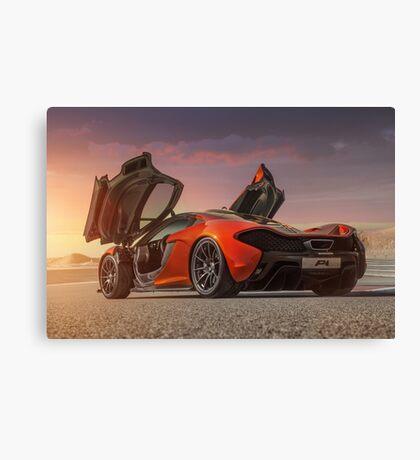McLaren Canvas Print