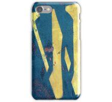 W. iPhone Case/Skin