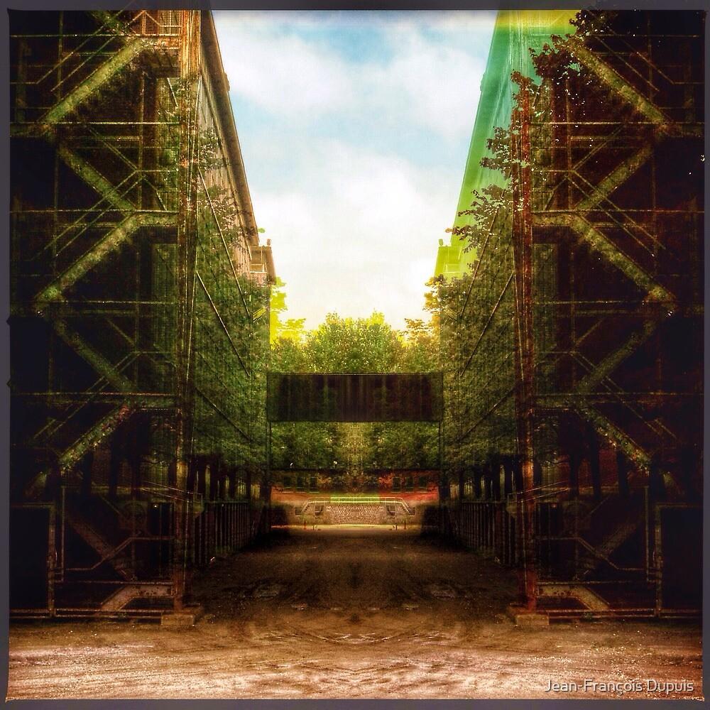 Architecture by Jean-François Dupuis
