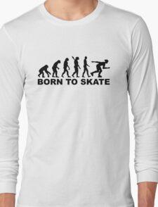 Evolution Inline Skating Long Sleeve T-Shirt