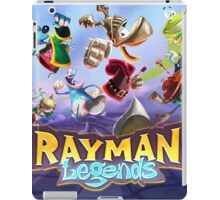 Rayman Legends Characters iPad Case/Skin