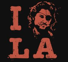 I Heart LA by Baznet