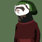 Street ferret by MichielvB