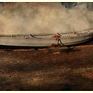 On dry land  by Forfarlass
