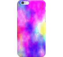 Multi Color Water Color  iPhone Case/Skin