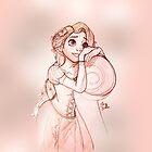 Rapunzel's dream by elenapugger