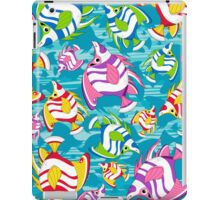 Tropical Fish Pattern iPad Case/Skin