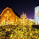 christmas at billy graham library by Alexandr Grichenko