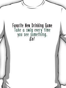 Favorite Drinking Game T-Shirt