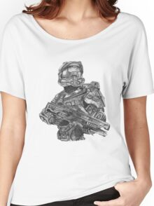 Halo - Master Chief  Women's Relaxed Fit T-Shirt