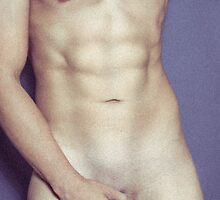 Male Nude Torso by enriquepma
