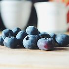 Blueberries by helloimbethany