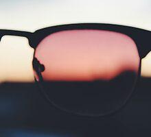 Sunset Lens by helloimbethany