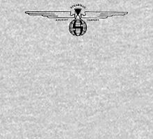 Stearman Aircraft Logo (Black) Unisex T-Shirt