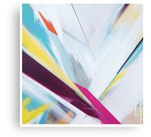 1985 abstract Canvas Print