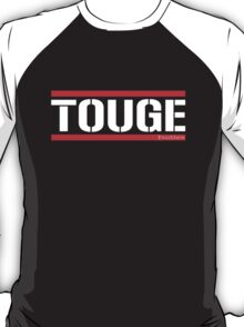 Touge Army White/Red T-Shirt