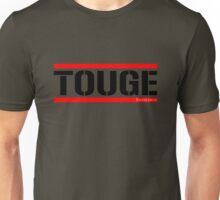 Touge Army Black/Red Unisex T-Shirt
