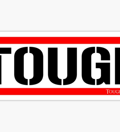 Touge Army Black/Red Sticker