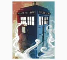 tardis  by fhtamim
