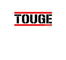Touge Army Phone Case - White by TougeUnion
