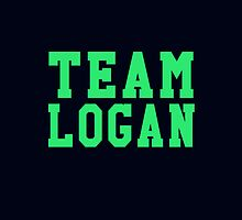 TEAM LOGAN by dare-ingdesign