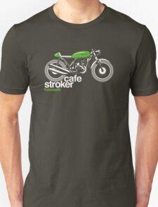 Twin Stroke Cafe Racer Kawasaki Unisex T-Shirt