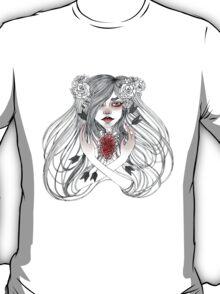 Like an Arrow through a Heart T-Shirt