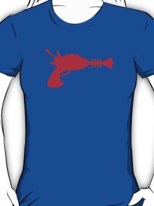 Retro Raygun Pattern T-Shirt