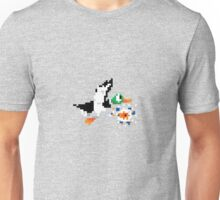 8-Bit Nintendo Duck Hunt 'Miss' Unisex T-Shirt