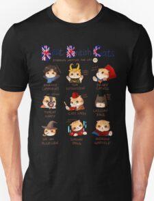 Best British Cats (BBC) Unisex T-Shirt