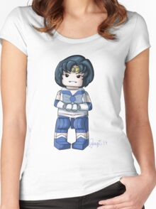 Legolized Sailor Mercury Women's Fitted Scoop T-Shirt