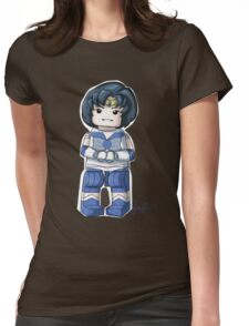 Legolized Sailor Mercury Womens Fitted T-Shirt